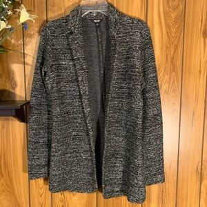 Simply Vera Wang Cardigan Knit Heavy Sweater Med